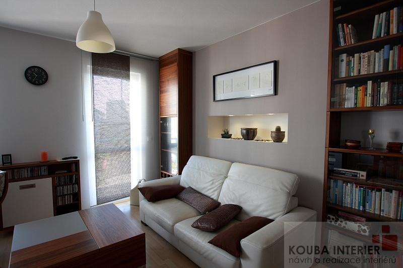 Návrh a realizace obývacího pokoje fotogalerie